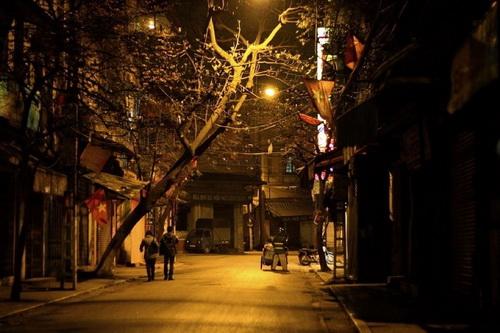 Đêm buồn phố thị Ngọc Sơn, Quang Linh, Chiến Thắng, Quốc Đại