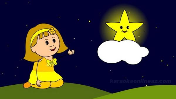 Twinkle Twinkle Little Star karaoke and lyrics - Nursery Rhymes, Best Baby Songs
